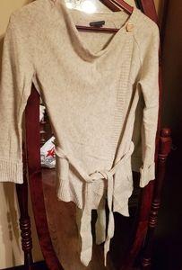Armani Exchange wrap Sweater